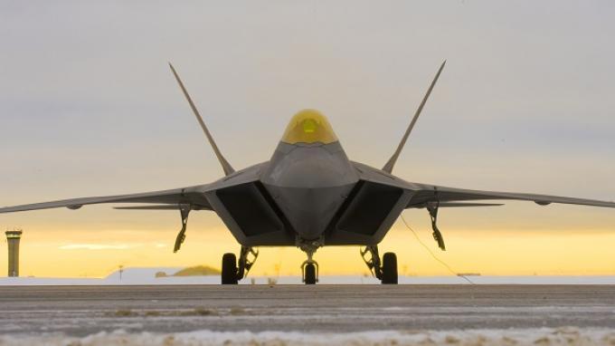 Puluhan Pesawat Siluman AS Akan Menuju Pasifik di Tengah Ketegangan dengan China