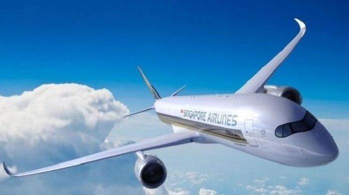 Singapore Airlines Rute LA-Singapura Mendadak Putar Balik Ketika Terbang di Atas Samudra Pasifik