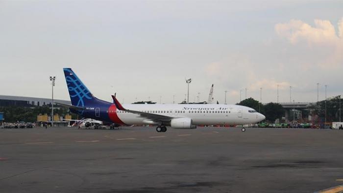 Berdiri Sendiri, Pesawat Sriwijaya Air Terus Diawasi Kemenhub