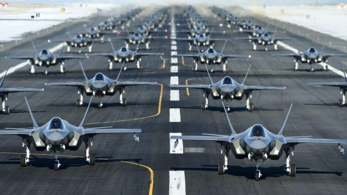 Singapura Belanja 12 Pesawat Tempur F-35, Departemen Pertahanan AS Sudah Setuju