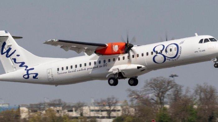 Wings Air Rute Fakfak-Sorong Alami Rusak Mesin dan Gagal Terbang, Ini Penjelasan Manajemen