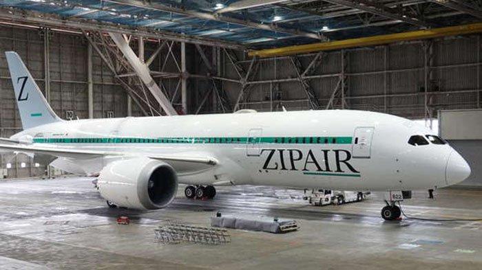 Zip Air, Pesawat Pengangkut Barang di Jepang Kini Dioperasionalkan Menjadi Pesawat Penumpang