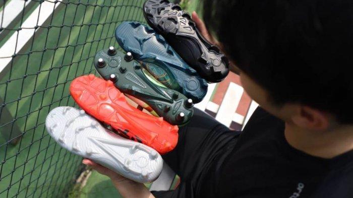 Pesepakbola Harus Memperhatikan Jenis Sepatu Bola, Salah Pilih Bisa Sebabkan Cedera
