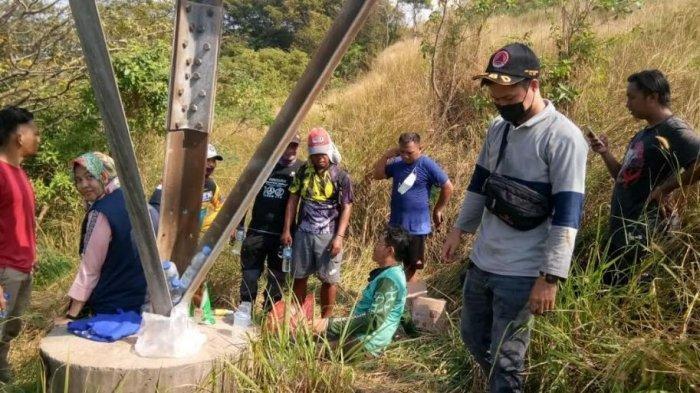 BPBD Evakuasi Dua Goweser Tersesat di Bukit Pemancar Cilegon