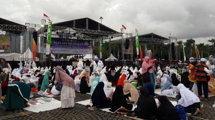 Hendro Priyono Sebut Aksi Massa 22 Mei Pendukung Prabowo Sudah Ompong