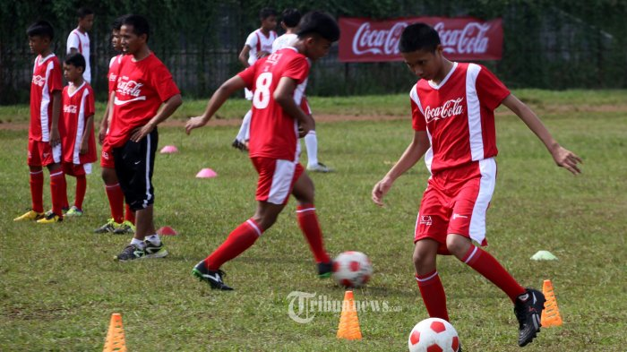 CCAI dan Asian Soccer Academy Dorong Potensi Pelatih Lokal di 10 Kota