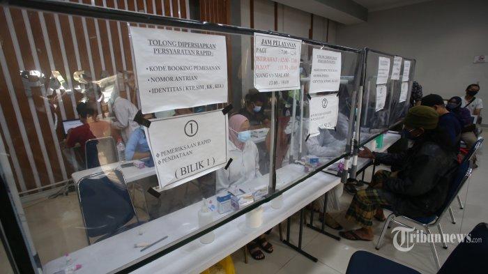 Cegah Penyebaran Covid-19, KAI Terapkan Protokol Kesehatan Ketat di KA dan Stasiun