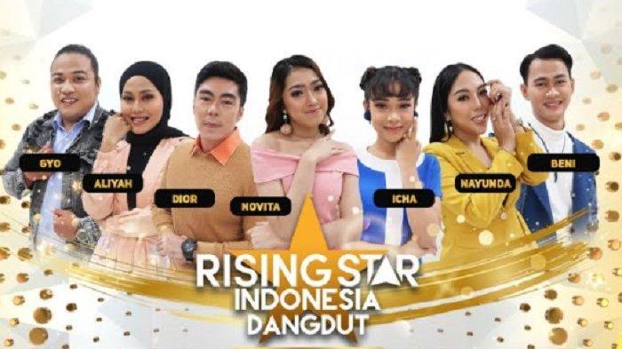 Live Audition Rising Star Indonesia Dangdut, Peserta Banjir Pujian dari Para Expert