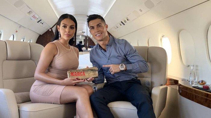 Pesona Georginia Rodriguez, Kekasih Cristiano Ronaldo