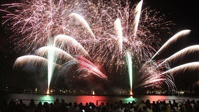 Perayaan 100 Tahun Kota Ube Jepang, Festival Kembang Api Ditiadakan
