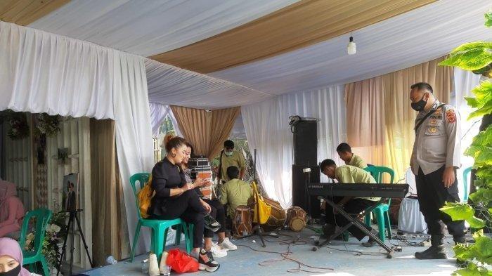 Pasang Tenda, Sewa Organ Tunggal dan Tak Berizin, Pesta Pernikahan di Sukabumi Dibubarkan Polisi