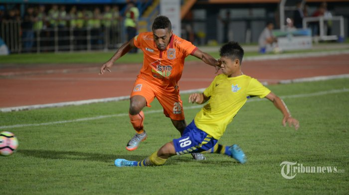 Pemain Borneo FC Tak Takut Main di Gelora Bandung Lautan Api