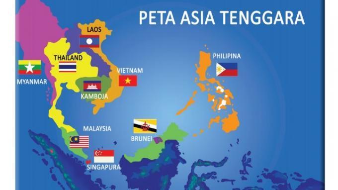 KUNCI JAWABAN Tema 8 Kelas 6 SD Halaman 20 21 23 24 25 26 27 28 Buku Tematik: Peta Asia Tenggara