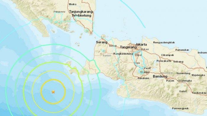 5 Fakta Gempa Banten, Anies Baswedan Sampai Lari Keluar Gedung, 3 Daerah Ini Sempat Siaga Tsunami