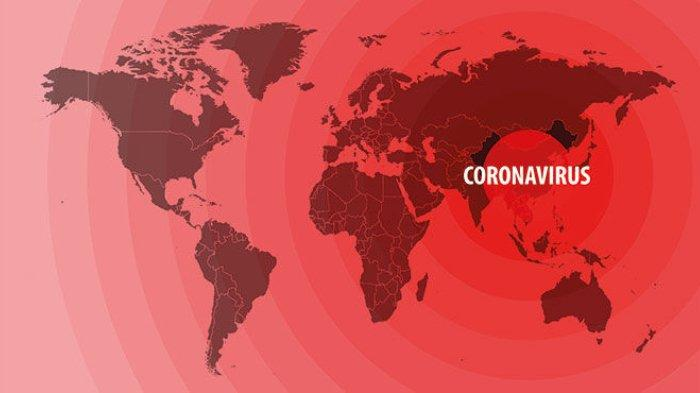Simak update corona secara global per Minggu (29/3/2020) pukul 16.00 WIB, kasus di Amerika Serikat tembus angka seratus ribu.