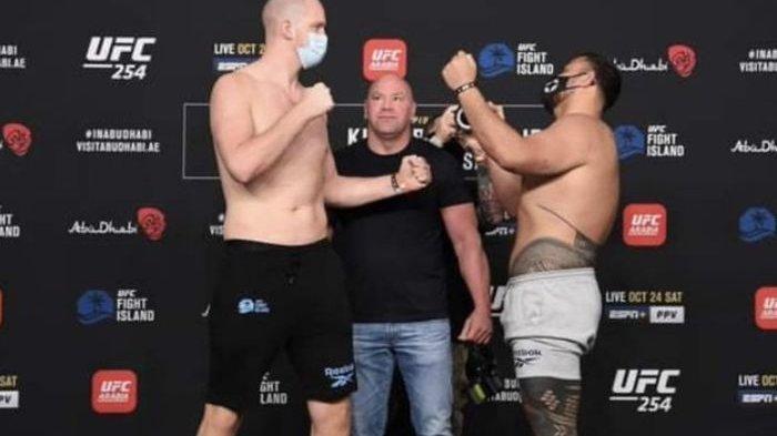 Tendang Kepala Lawan Saat Selebrasi, Petarung UFC Ini Mengompol