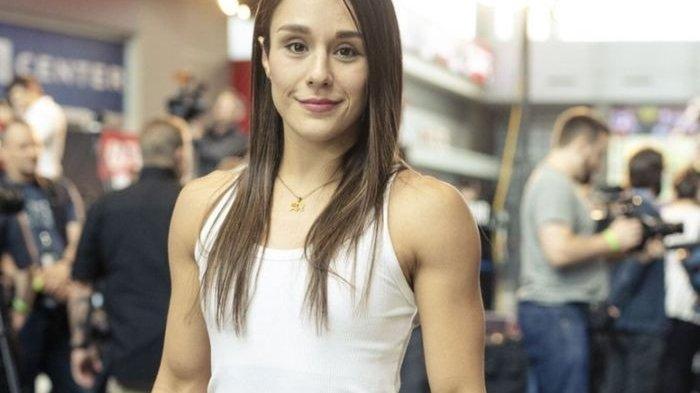 Cantik Tapi Mematikan, Wanita Petarung dari Meksiko Ini Dianggap Petinju Terefektif di Ajang MMA