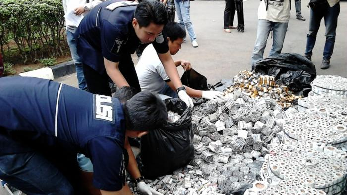 Pengakuan Juragan Petasan yang Digerebek Polisi di Tangerang