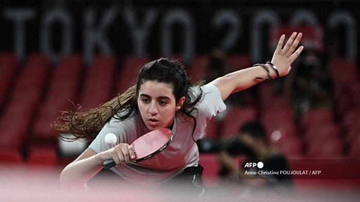 Hend Zaza - Menang dalam Kesulitan, Meski Gagal di Penyisihan di Olimpiade 2021