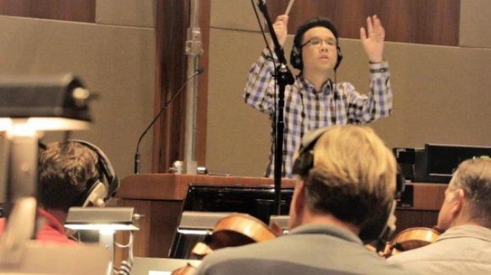 Berkarier di Amerika, Komposer Peter Jonatan Bermimpi Gelar Konser di Negeri Sendiri