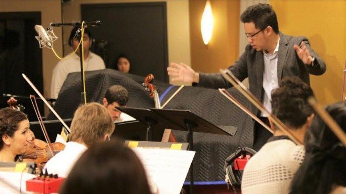 Peter Jonatan Aransemen Orkestra Lagu Nasional dan Daerah Jelang 17 Agustus dan Sumpah Pemuda