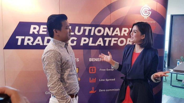 Merry Riana Dipilih Menjadi Brand Ambassasor Perusahaan Investasi