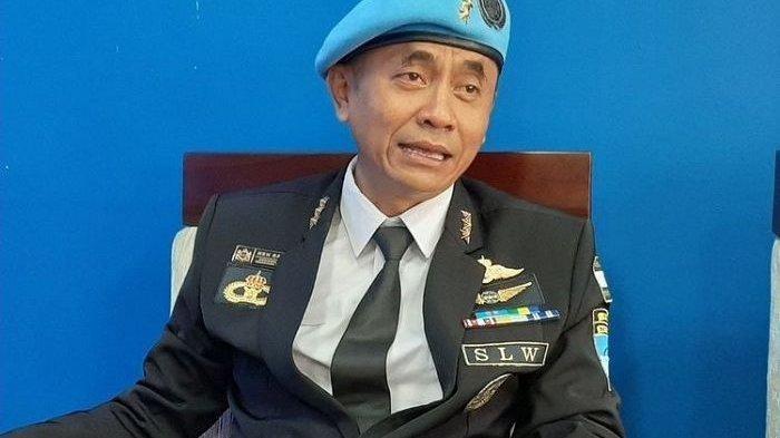 Petinggi Sunda Empire - Ki Agung Rangga Sasana (KOMPAS.COM/YUSTINUS WIJAYA KUSUMA)