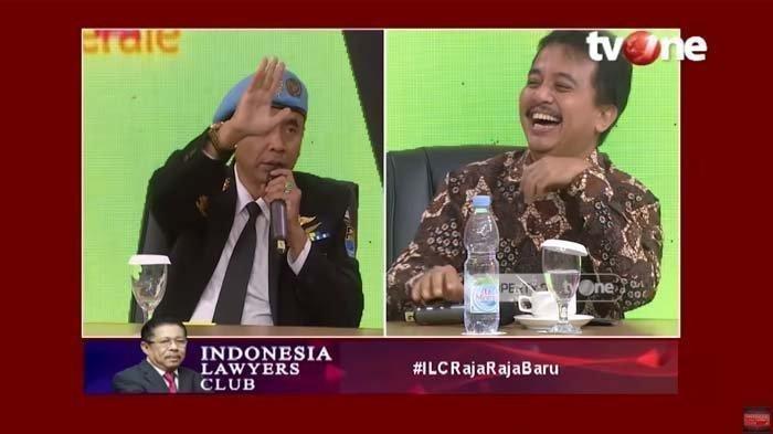 Petinggi Sunda Empire Klaim PBB Lahir di Bandung, Roy Suryo Tertawa Terbahak: Kacau Nih, Halu
