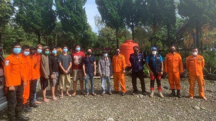 Tujuh Pria Tersesat di Objek Wisata Sibolangit, Ini Kejadian Aneh yang Mereka Rasakan
