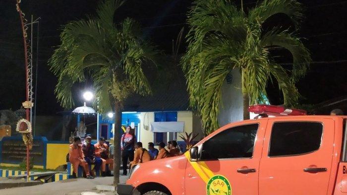 Kapal Selam KRI Nanggala-402 Hilang Kontak, Petugas Gabungan Siaga di Celukan Bawang Buleleng
