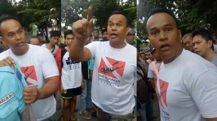 Petugas Beberkan Kronologi Keributan dengan Anggota DPRD DKI yang Mobilnya Hendak Diderek