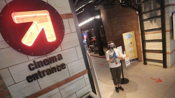 Saat PSBB Transisi DKI Jakarta,Bioskop Boleh Buka