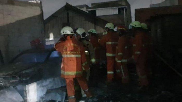 Rumah Kebakaran di Cakung, Penyebabnya Petasan