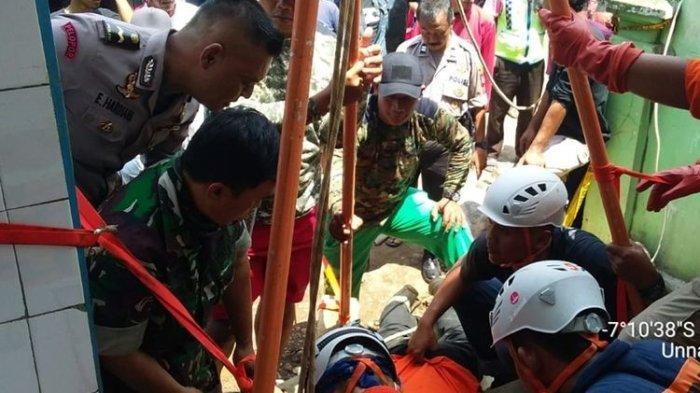 Dua Warga Ciamis Tewas Tenggelam saat Bersihkan Sumur Masjid