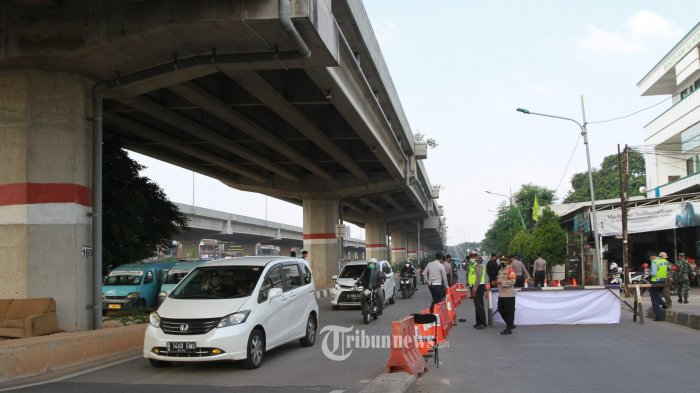 Cerita Warga Depok Lolos Titik Penyekatan ke Jakarta dengan Melewati 'Jalur Tikus'
