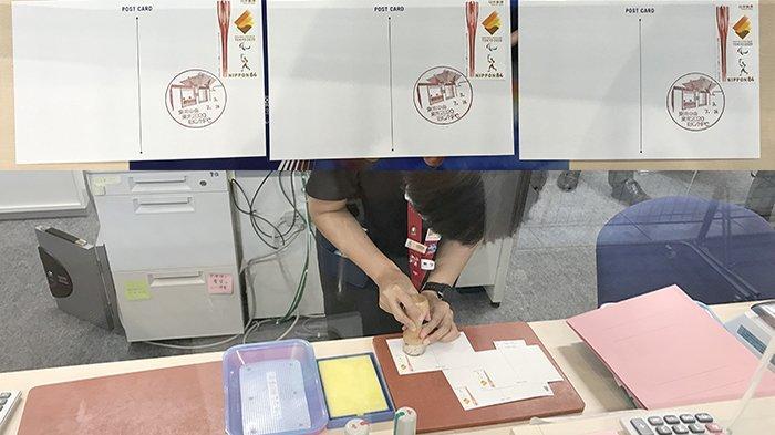 Kantor Pos Jepang Sediakan Kartu Pos dan Cap Khusus Olimpiade Tokyo