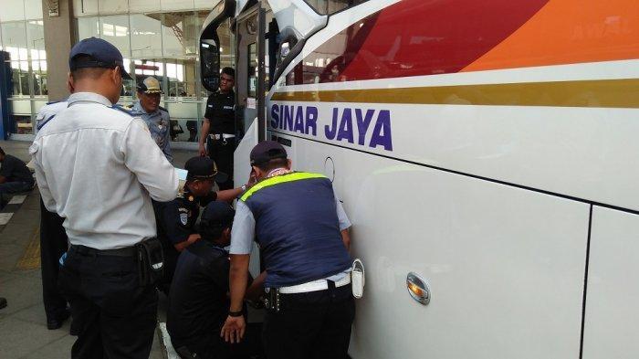 Ini Sejumlah Alasan Pemudik Pilih Bus Trans Jawa untuk Mudik 2019