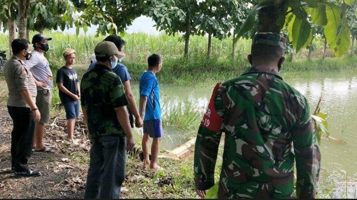 Gara-gara Kejar Biawak, 2 Pria di Lamongan Tewas Tenggelam di Waduk, Begini Kronologinya