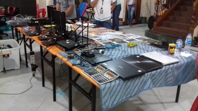 Gerebek Rumah Mewah di Pondok Indah, Polisi Temukan Puluhan Peralatan IT Kejahatan Siber