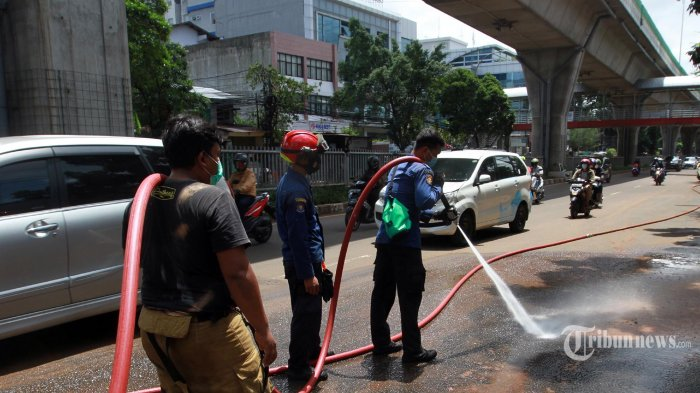 Bekasi dan Jakarta Kebanjiran, PLN Masih Padamkan Listrik ke 2.000 Lebih Pelanggan, Ini Rinciannya