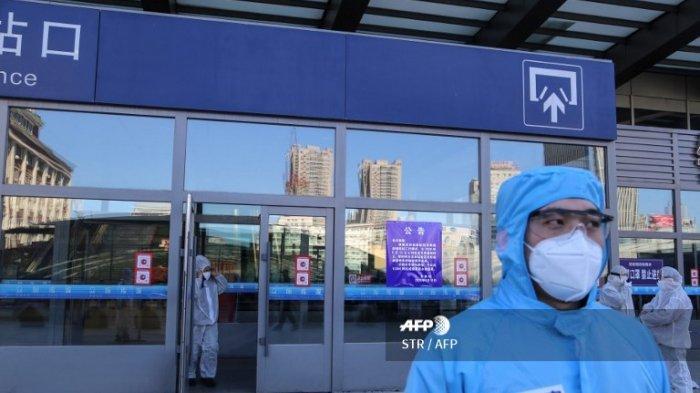 Ada Klaster Baru Virus Corona, Wilayah di China Kembali Berlakukan 'Lockdown'