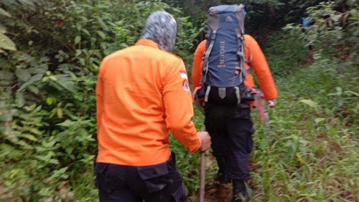 Dua Pendaki yang Tergelincir di Gunung Talamau