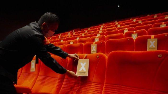 Farah B Tropera Beri Penjelasan Soal Cinema XXI Cibinong City Mall Masih Sepi