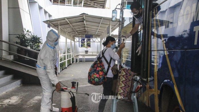 Update 16 November: 330 Pasien Positif Covid-19 Masih Dirawat di RSKI Pulau Galang