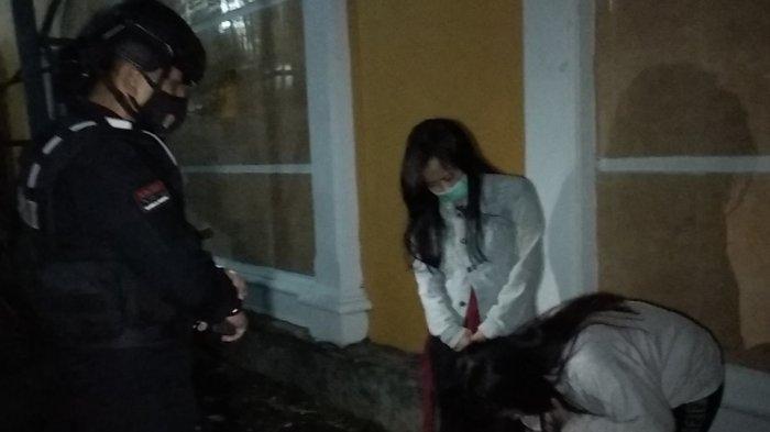 PSK Hamil Tua di Tasikmalaya Terjaring Razia, Paksakan Menjual Diri Karena Masalah Ekonomi