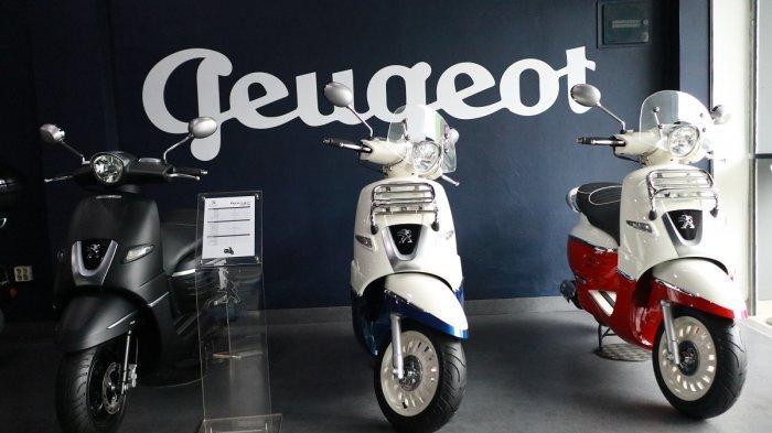 Sampai April Nanti, Beli Motor Peugeot Dapat Diskon Sampai Rp 4 Juta