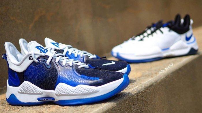 Sony Jalin Kerja Sama dengan Nike Luncurkan Sepatu Edisi Khusus PS5