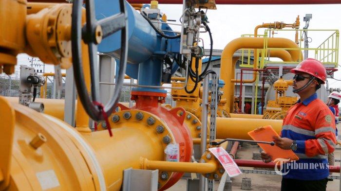 Jaga Kelistrikan Batam-Bintan, PGN Pasok Gas ke PLTMG Baloi