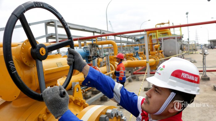 PGN Akan Penuhi Permintaan Gas di Kawasan Industri Kendal
