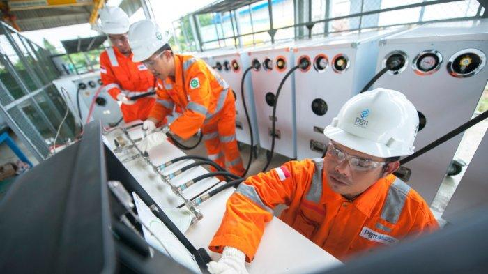 Pembangunan Infastruktur Gas Butuh Dukungan Investasi
